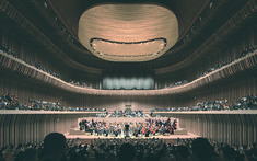 Cukrowicz Nachbaur Architekte Beats Out 30 Top Firms in Munich Concert Hall Competition,Honorable Mention - Mecanoo. Image Courtesy of Mecanoo