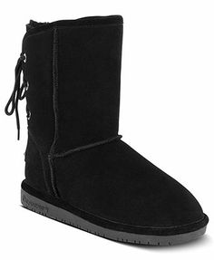 354ede1eed6d BEARPAW Elizabeth Boots Shoes - Boots - Macy s