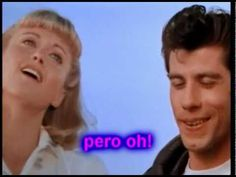 Summer Nights subtitulado al español Olivia Newton John, John Travolta, Summer Nights, My Music, Youtube, The World, Music Videos, Songs, Fat