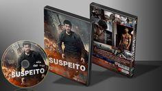 O Suspeito - Capa | VITRINE - Galeria De Capas - Designer Covers Custom | Capas & Labels Customizados