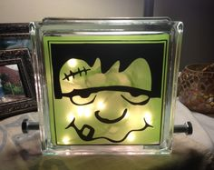 glass block crafts | ... Vinyl for Glass Blocks - LDS Enrichment Nights, Super Saturday Crafts