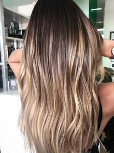 26 Gorgeous Sandy Sombre Hair Colors Highlights for 2018