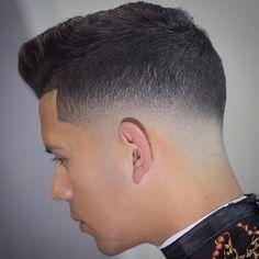 Haircut by ceejayfadez http://ift.tt/1qVwBse #menshair #menshairstyles…