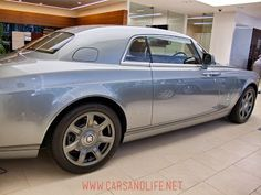 Cars & Life | Cars Fashion Lifestyle Blog: Rolls Royce Phantom Coupe Aviator Collection
