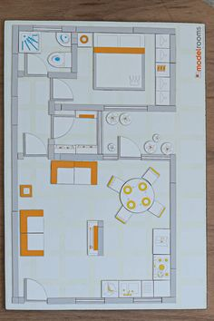 Magnetic House Design Kit to create a scale plan of your home quickly and easily and then rework your house design until you have the perfect layout for your new home Home Map Design, Dream Home Design, House Design, Kitchen Layout Plans, Floor Plan Layout, Design Floor Plans, Unique Floor Plans, Kitchen Floor Plans, Plan Design
