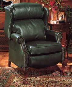 This Amazing Picture Selections About Green Leather Recliner Chair Is  Accessible To Save. We Collect This Amazing Picture From