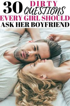 If you're looking for questions to ask your boyfriend, you have to check this post out! It has a ton of dirty questions to ask your boyfriend along with deep questions to ask your boyfriend!!! SO good. #questions #questionstoaskyourboyfriend #relationships #dateideas