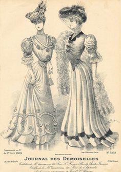 April 1905 Journal des Demoiselles