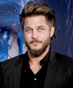 "grantgust: "" Travis Fimmel at the Warcraft Movie Premiere. """