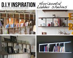 horizontal-ladder-shelves.jpeg 810×650 pixels