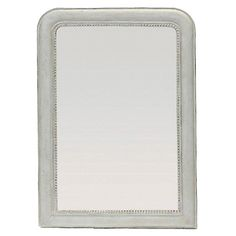 Kathleen Wall Mirror, White $575.00