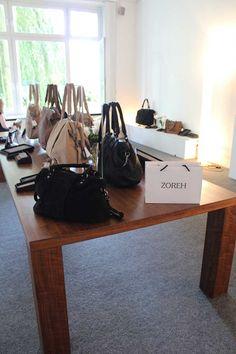 ZOREH Showroom Hamburg 2013