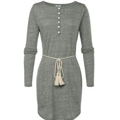Stylemint Henley Dress