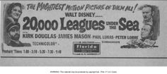 20,000 Leagues Under the Sea | Walt Disney Pictures