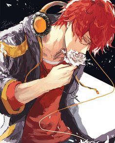 707 [Luceil/Saeyoung Choi] from Mystic Messenger