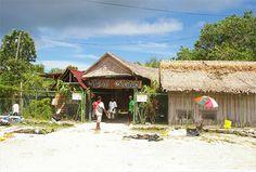 Roviana Solomon Islands - Google Search Solomon Islands, Gazebo, Outdoor Structures, Cabin, Google Search, House Styles, Home Decor, Kiosk, Decoration Home