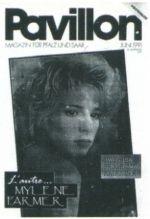 Pavillon (Allemagne) - Juin 1991