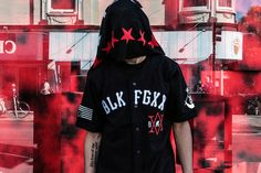 Image of Black Scale x Fingercroxx 2013 Capsule Collection