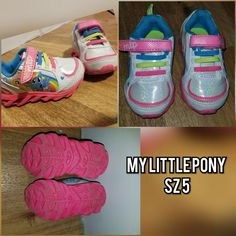 7 new NWT GYMBOREE girls LITTLE HEARTS Pink Mary Jane Canvas Sneaker Shoe sz 04