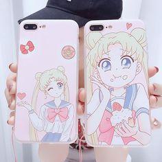Sailor Moon Iphone Case Four-piece