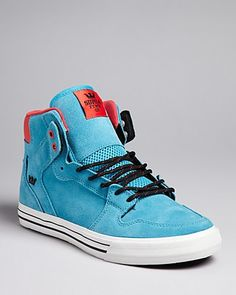 Supra Vaider High Top Sneakers - All Shoes - Shoes - Men's - Bloomingdale's