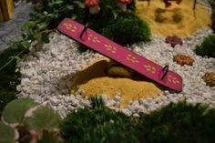Fairy Garden Miniature See Saw.  $12.99
