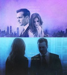 Whoa this is gorgeous Harvey/Donna fanart Serie Suits, Suits Tv Series, Suits Tv Shows, Harvey Specter Suits, Suits Harvey, Donna Harvey, Donna Suits, Donna Paulsen, Jessica Pearson