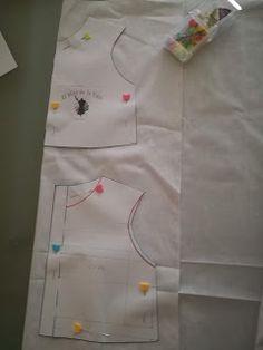 El blog de la Tata: Confección camisita primera puesta con cuello redondo Baby Dress Patterns, Heirloom Sewing, Baby Sewing, Couture, Creations, Girls Dresses, Blog, Babies Clothes, Autocad