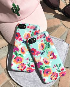 Mint Paradiso back in stock for both iPhone 7 & iPhone 7 Plus!  Shop our entire collection of Cases now at elementalcases.com