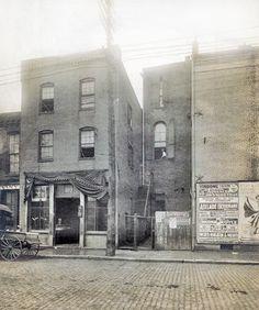1895 Vendome Theater On Church St In Nashville Tn