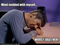 Star Trek: Did Not Know That About Myself