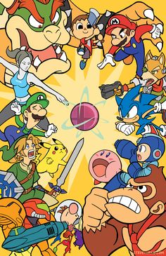 Super Smash Bros for 3DS is now out worldwide! - Simply Smashing by TheSteveYurko