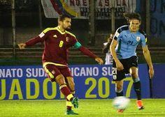 Blog Esportivo do Suíço:  Com dois de Cavani, Uruguai vence Venezuela e segue líder das Eliminatórias