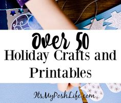 OVER 50 Holiday Crafts and Printables Diy Arbour, Arbour Day, Arbor Day Foundation, Foundation Planting, Holiday Crafts, Christmas Diy, Christmas Decorations, Xmas, Cool Pins