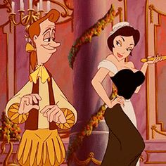 Image Gallery Lumiere And Babette
