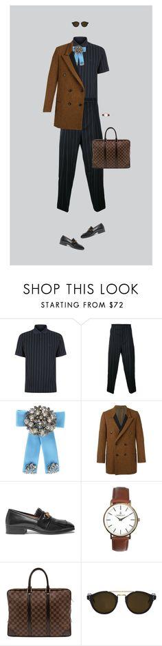 """Focus on mens"" by krisz-kn ❤ liked on Polyvore featuring Z Zegna, Juun.j, Dolce&Gabbana, Yohji Yamamoto, Gucci, Louis Vuitton, Bottega Veneta, men's fashion and menswear"