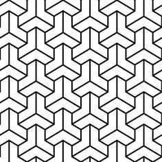 Aparici Moving Black cm - New Ideas Tattoos Motive, Muster Tattoos, Tattos, Geometric Designs, Geometric Art, Geometric Pattern Design, Abstract Pattern, Geometric Shelves, Honeycomb Shelves