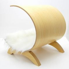 Dog pod lounge, Bamboo by vurvdesign on Etsy, $598.00. Fancy!