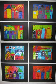Almost-Art: Hundertwasser