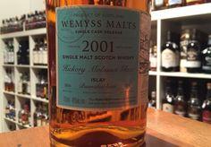 Bunnahabhain von Wemyss – Hickory Molasses Glaze, 14 Jahre #Offenbach #Whisky #Wemyss #Islay #Bunnahabhain
