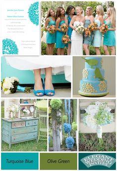Get the blue wedding invitations at: http://www.elegantweddinginvites.com/product/elegant-blue-hydrangea-wedding-invitations-with-free-response-cards-ewi121/