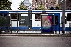Abri Poster in Amsterdam