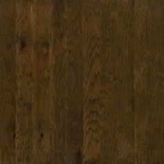 "SHAW-BRUSHED SUEDE- 5""- Engineered Hardwood-Bison"