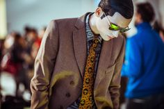 milan menswear: vivienne westwood backstage autumn/winter 14 | i-D