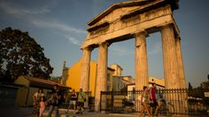 The city's self-confidence and creativity are stirring again after years of tough press that defined Athens as a beleaguered capital.