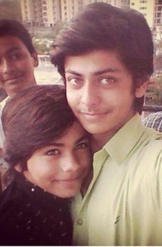 Siddhart Nigam and Abhishek Nigam two beautiful !!