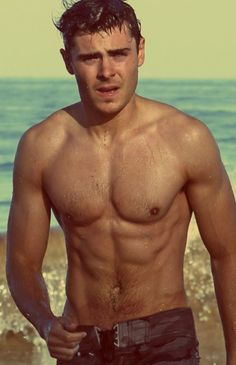 """And case in point why I love the movie """"The Lucky One""""......lol they could of just made it him without his shirt on and I'd be fine :)"""
