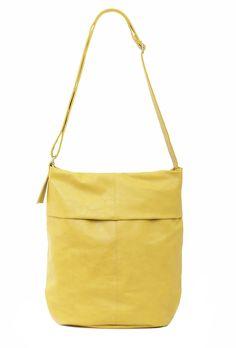 Frauentaschen :: MADEMOISELLE :: M14 | ZWEI Taschen Handtsche :: Shopper :: gelb