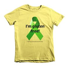I'm Gluten Free Kid's Shirt