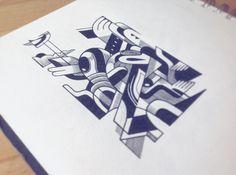 Drawing impro #brussels #illustration #blackandwhite #noiretblanc #sketch #sketchbook #croquis #pleasure #creative #drawing #Belgium #illustrateur #__vebe__